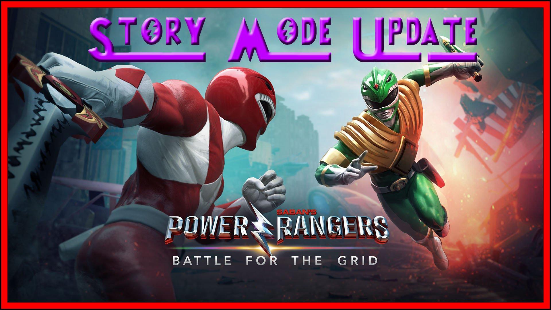 Power Rangers Story Mode Fi3