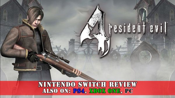 Resident Evil 4 (Switch) Review