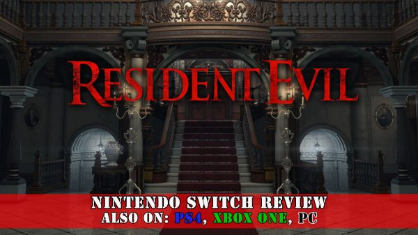 Resident Evil HD Remastered (Switch) Review