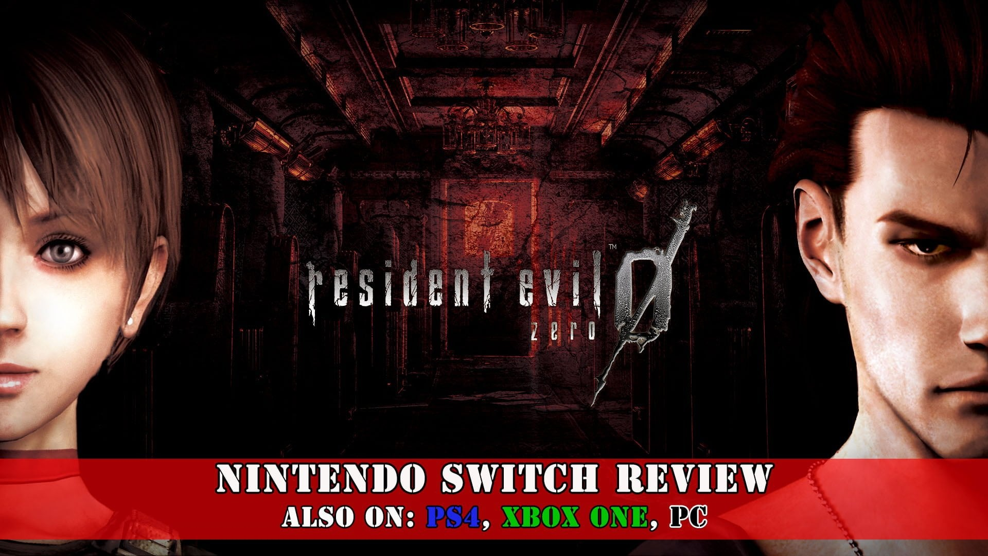 Resident Evil Zero/0 (Switch) Review