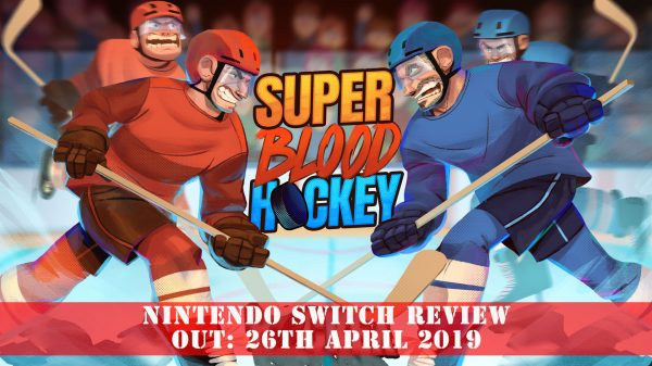 Super Blood Hockey (Nintendo Switch) Review