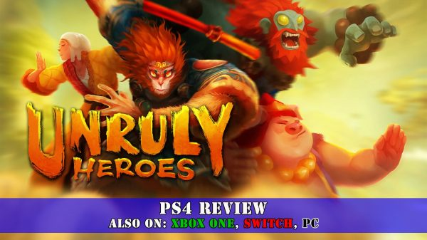 Unruly Heroes (PS4) Review