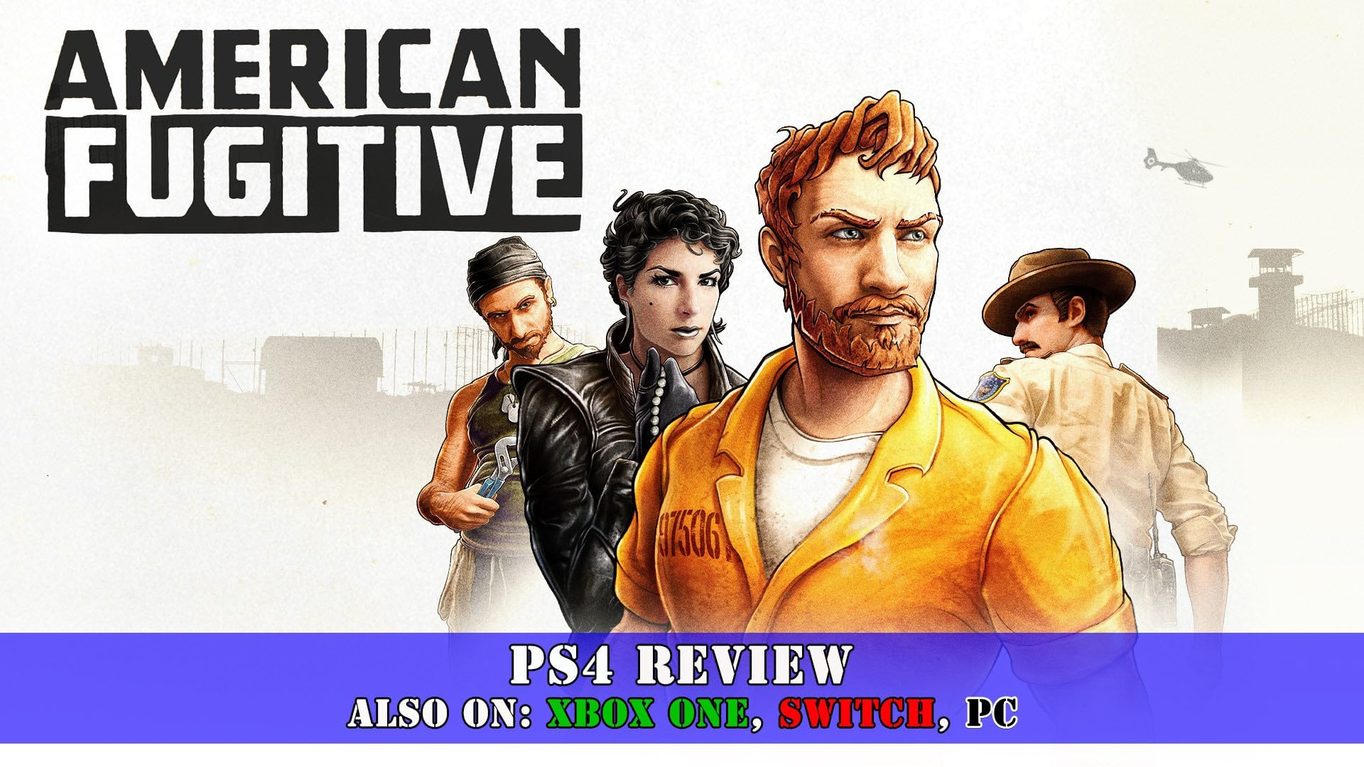 American Fugitive (PS4) Review