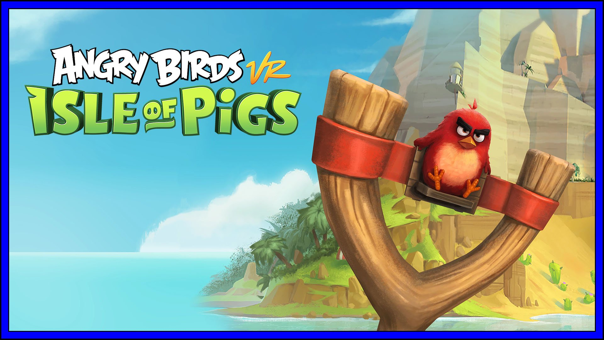 Angry Birds VR: Isle of Pigs (PSVR) Review
