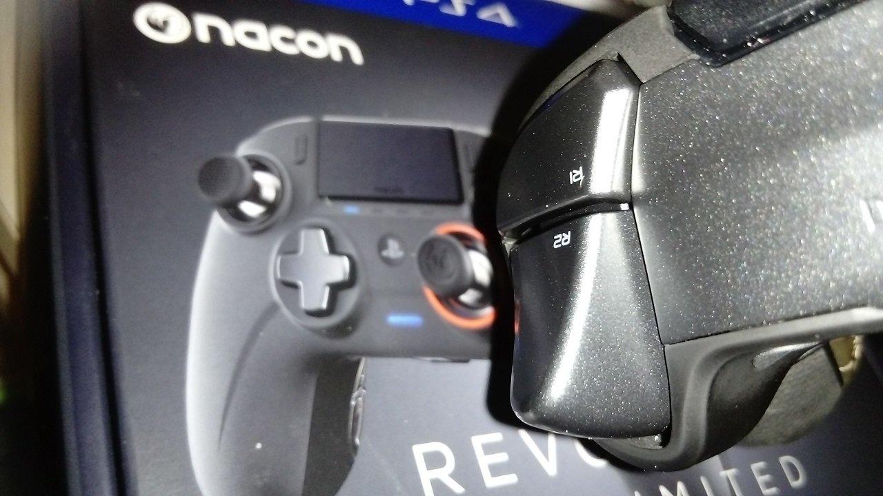 NACON Revolution Unlimited Pro Controller 6.2