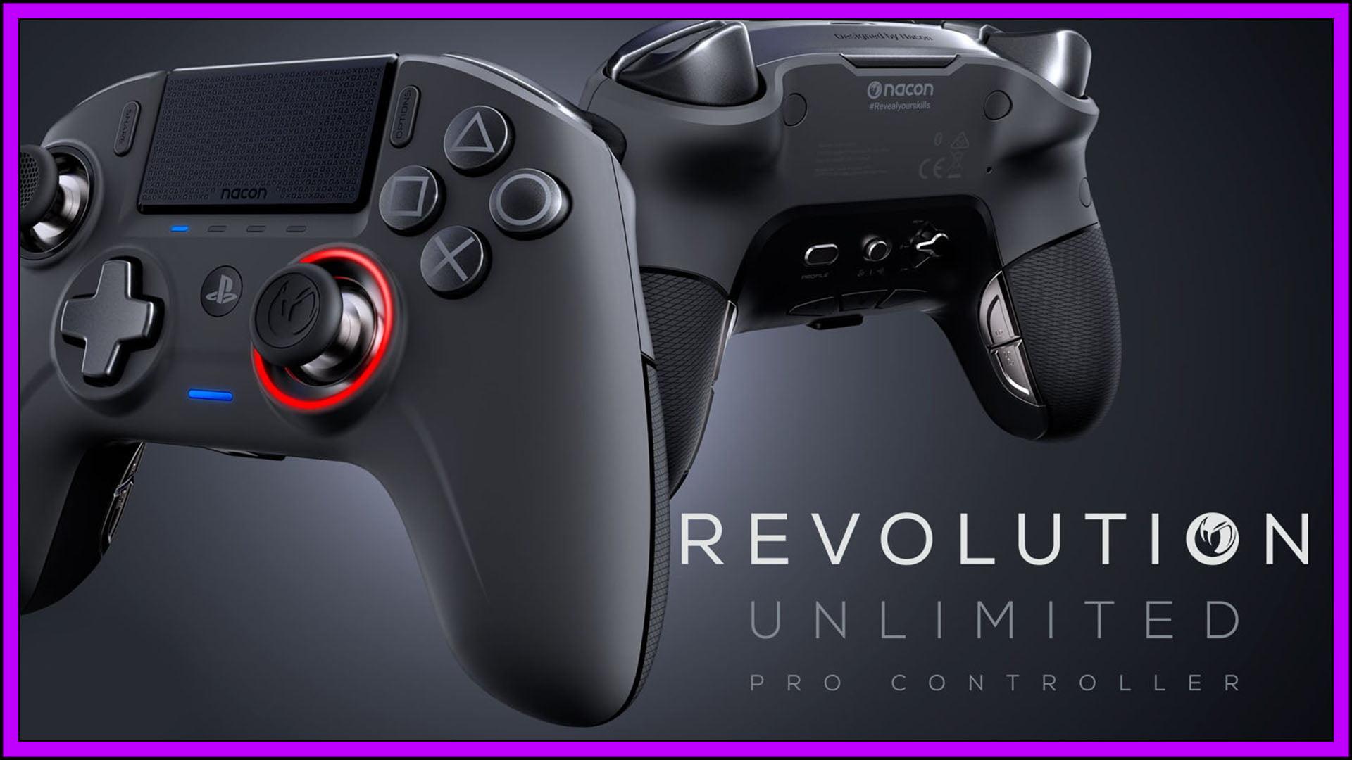 NACON Revolution Unlimited Pro Controller Fi3