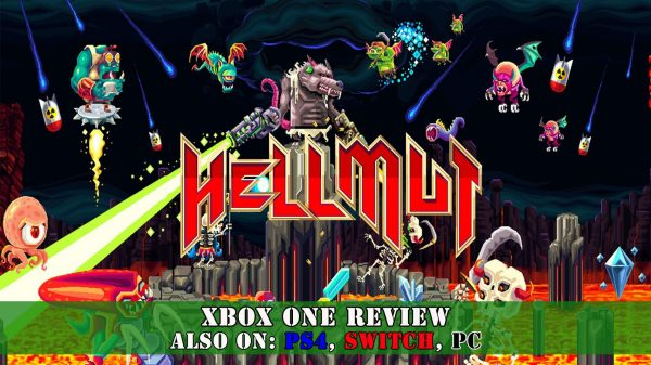 HELLMUT: The Badass from Hell (Xbox One) Review
