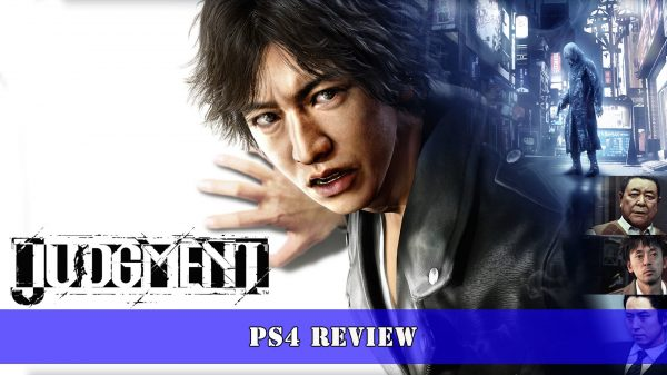 Judgment (PS4) Review
