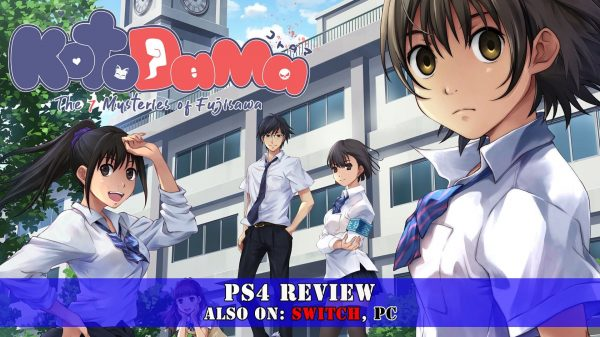 Kotodama: The 7 Mysteries of Fujisawa (PS4) Review