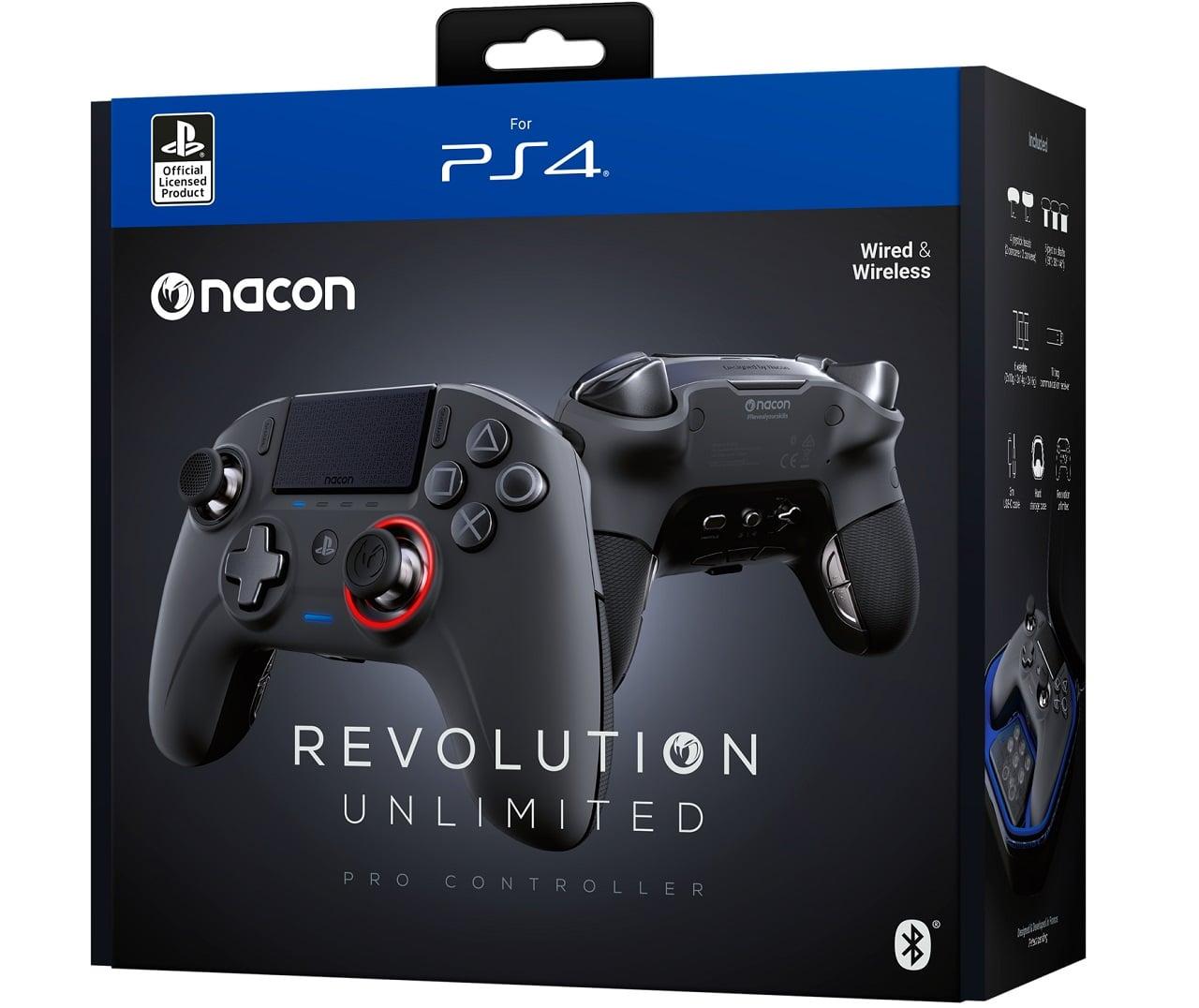 NACON Revolution Unlimited Pro Controller 7
