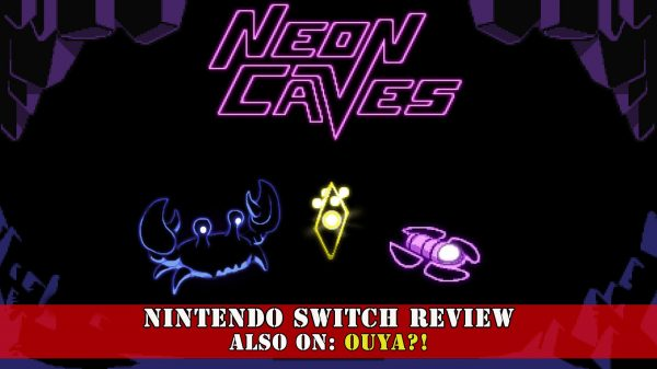Neon Caves (Switch) Review