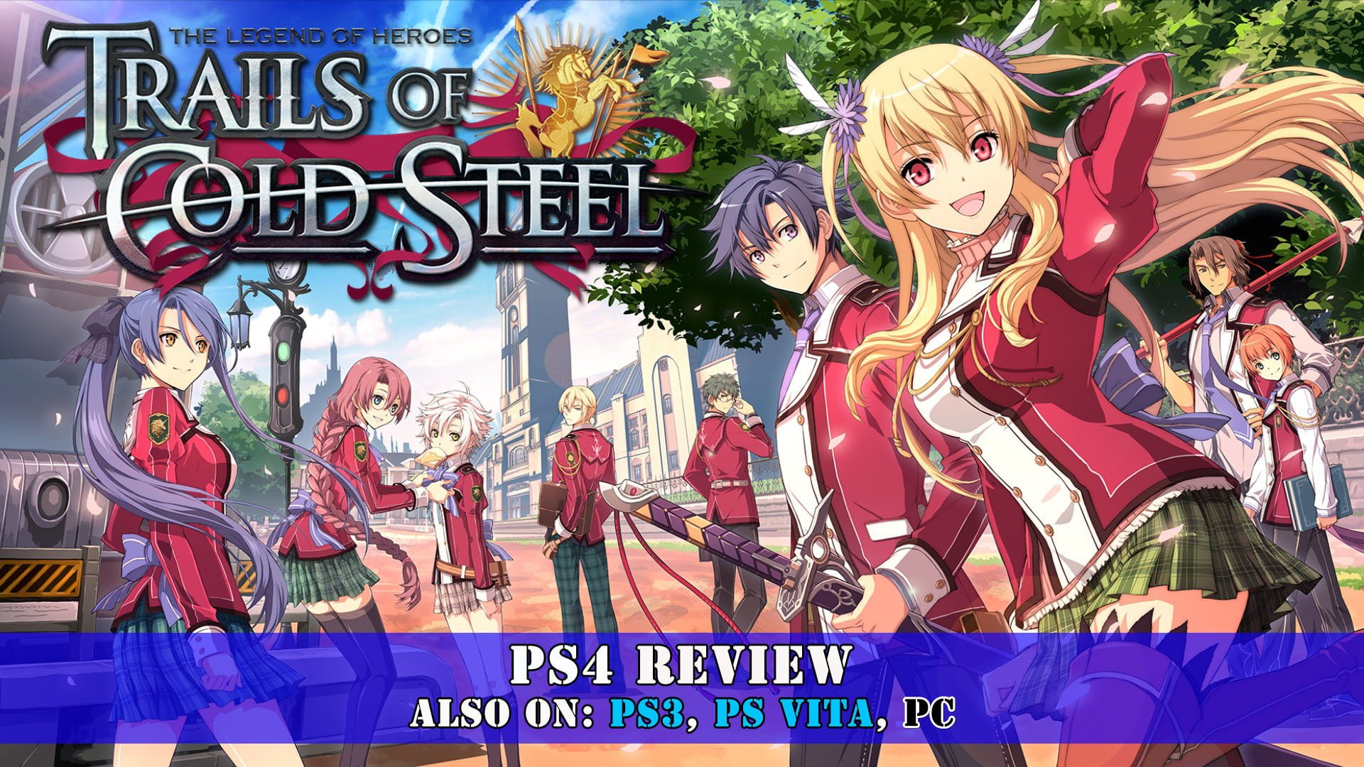 The Legend of Heroes: Trails of Cold Steel (PS4) Review