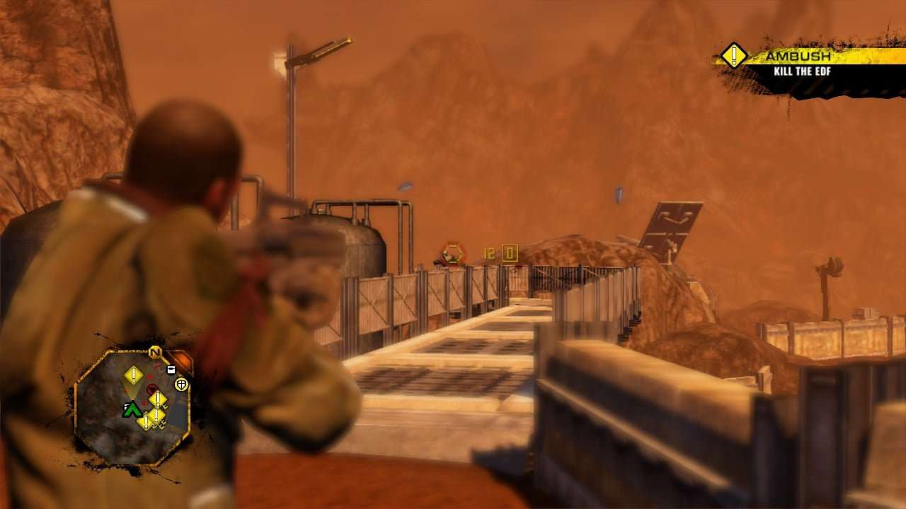 Red Faction Switch 3
