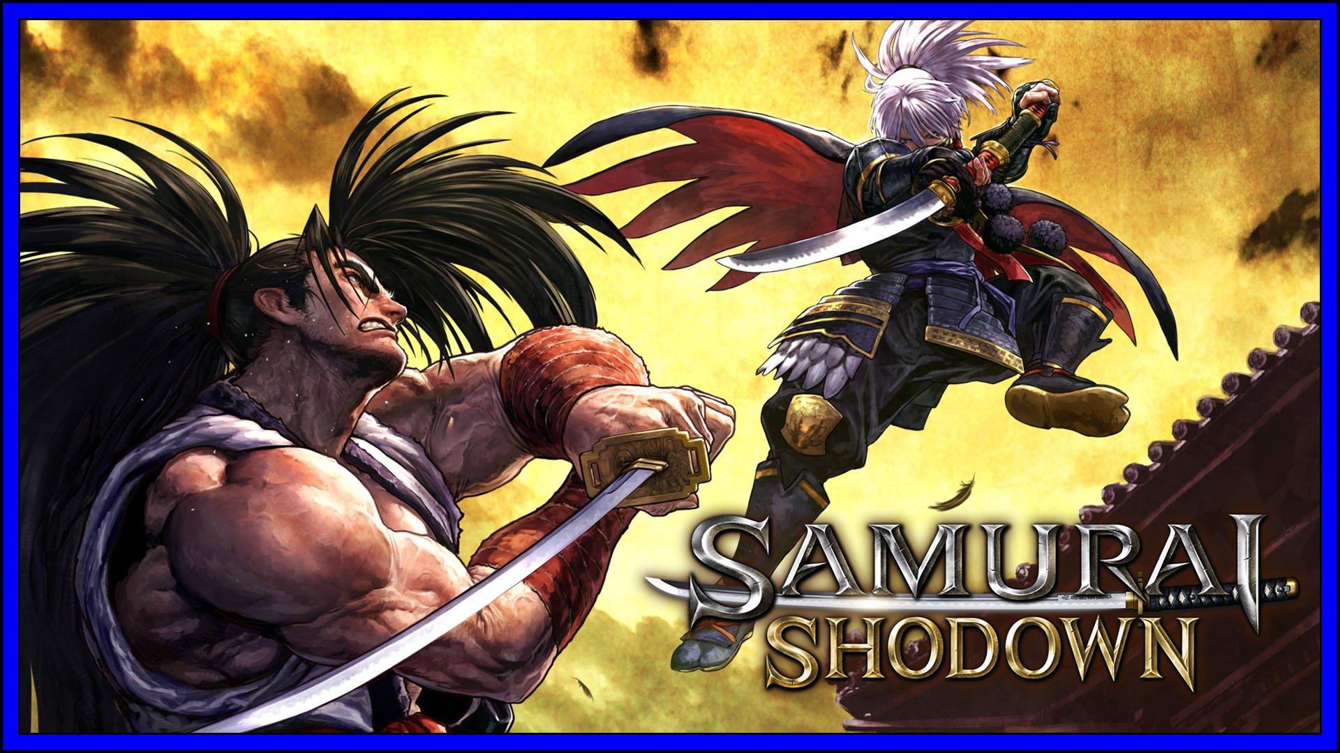 SAMURAI SHODOWN (PS4) Review