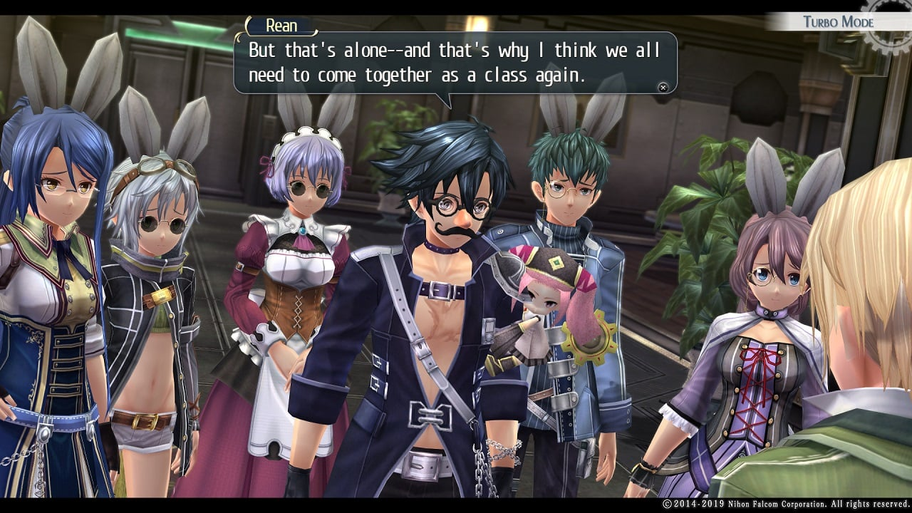 The Legend of Heroes Trails of Cold Steel II 5