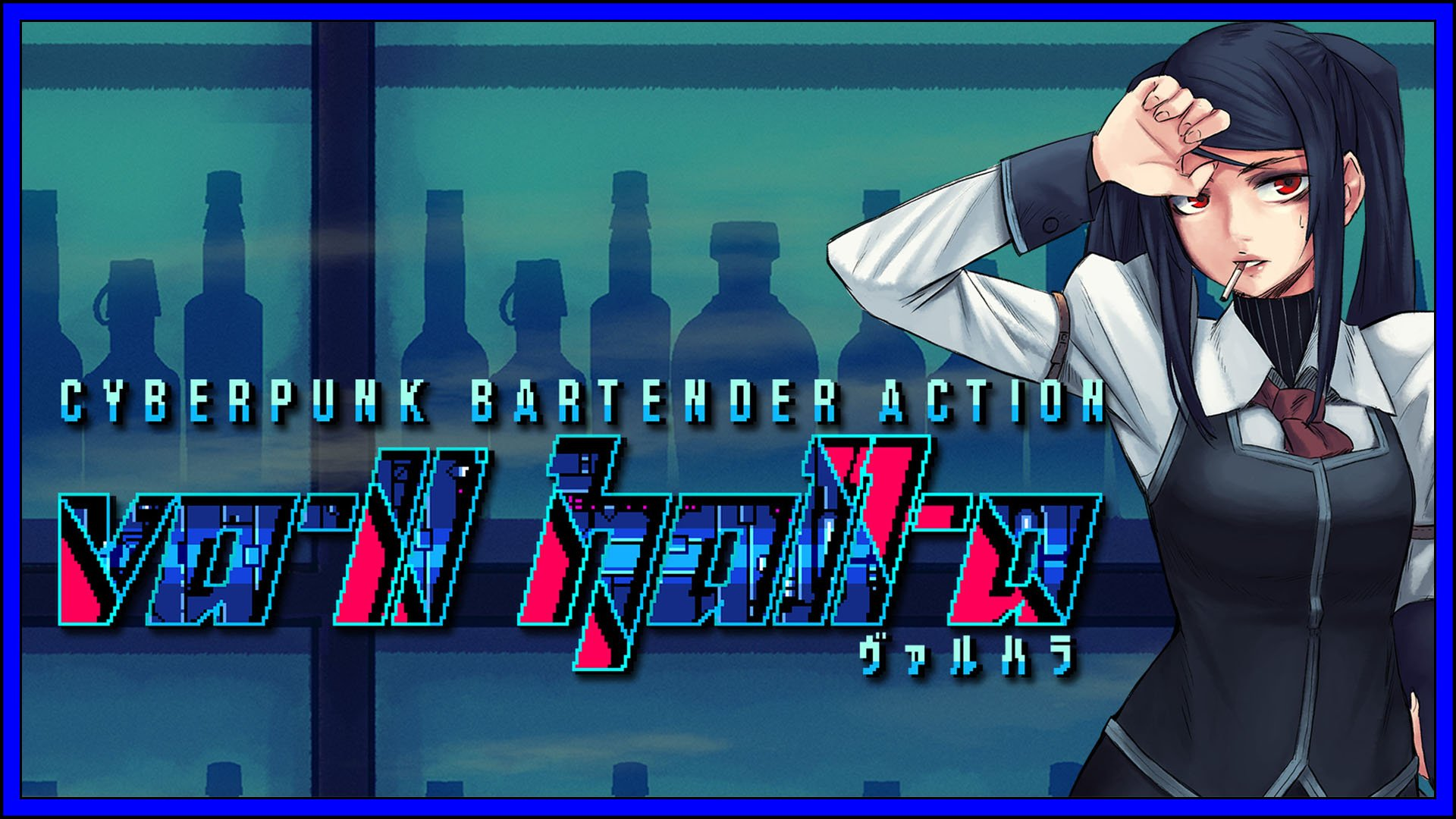 VA-11 HALL-A: Cyberpunk Bartender Action (PS4) Review