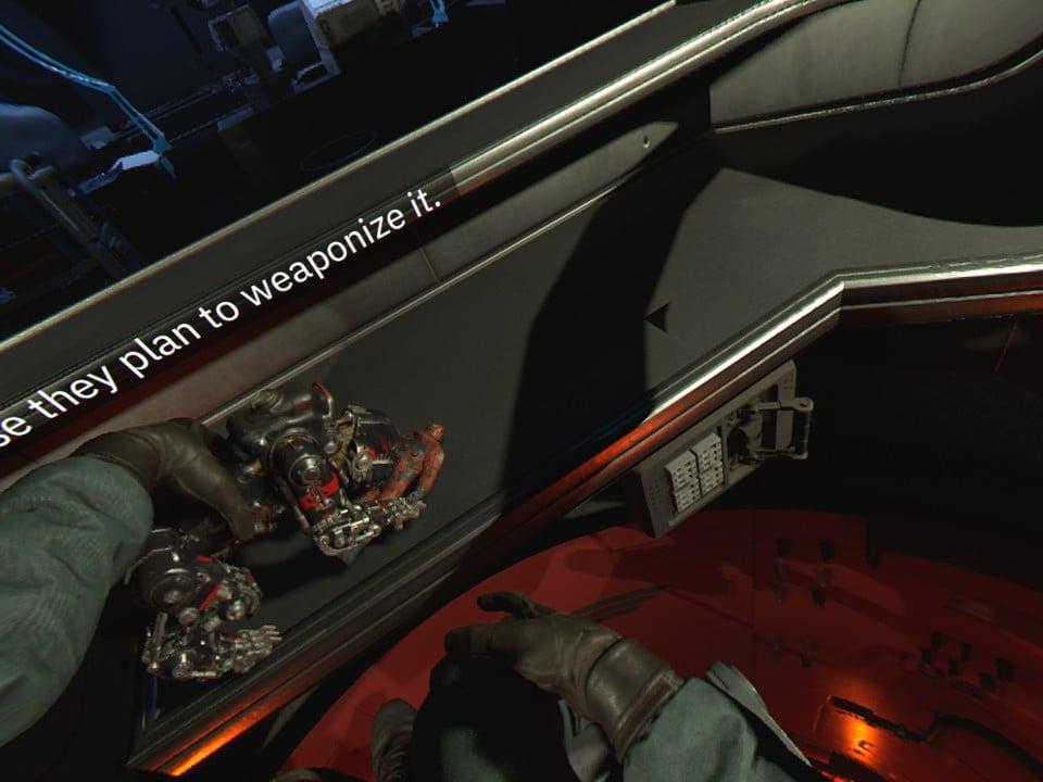 Wolfenstein Cyberpilot 2