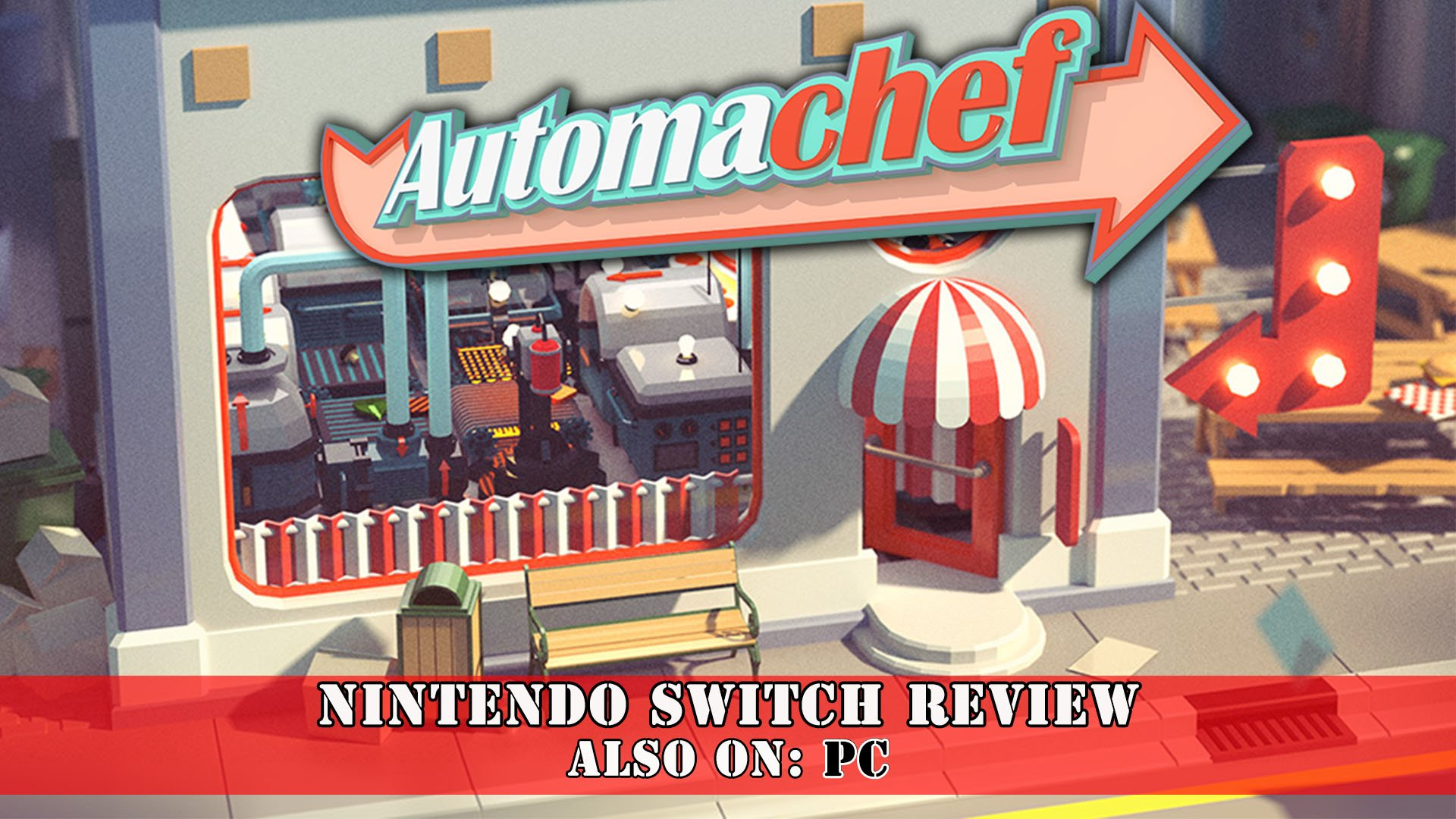 Automachef (Nintendo Switch) Review