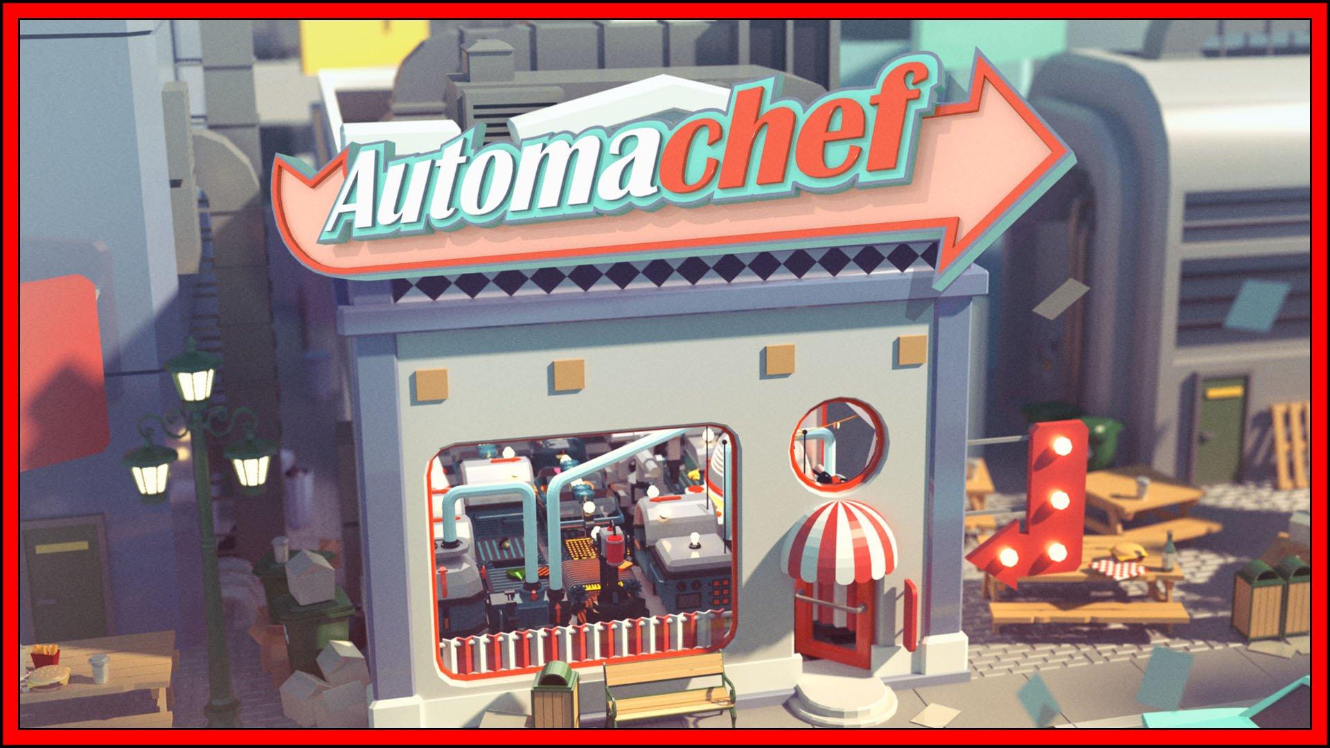 Automachef (Nintendo Switch) Review