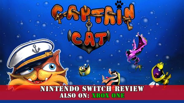 Captain Cat (Nintendo Switch) Review