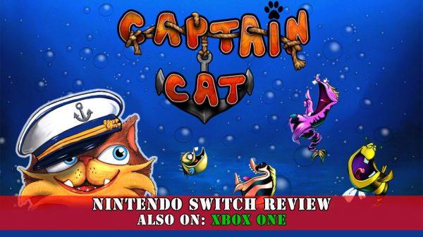 Captain Cat (Nintendo Switch) Review