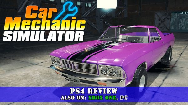 Car Mechanic Simulator (PS4) Review