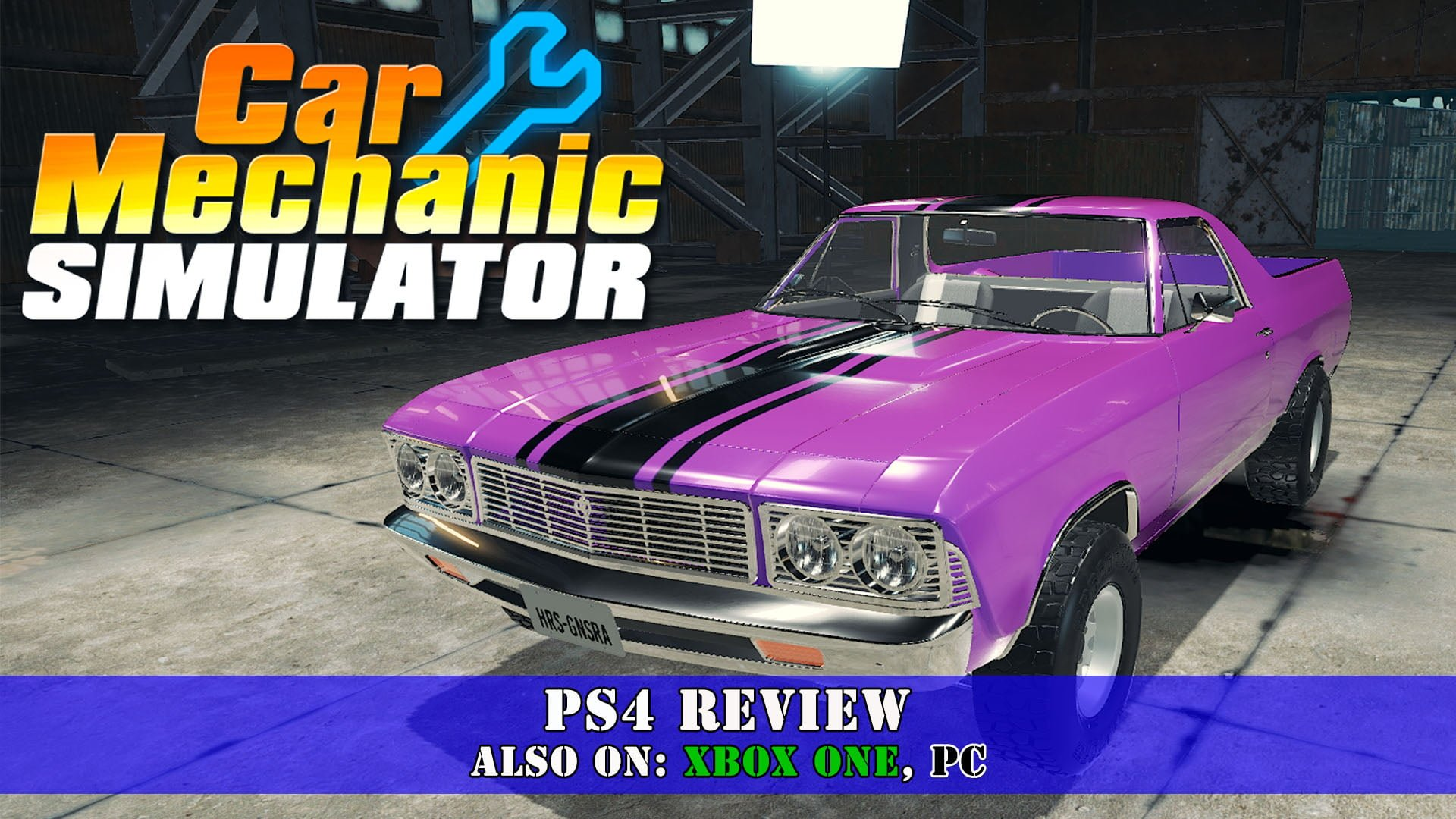 Car Mechanic Simulator Ps4 Review Gamepitt Playway