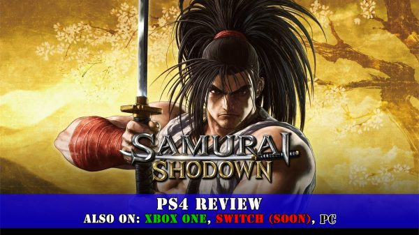 SAMURAI SHODOWN (PS4) Review