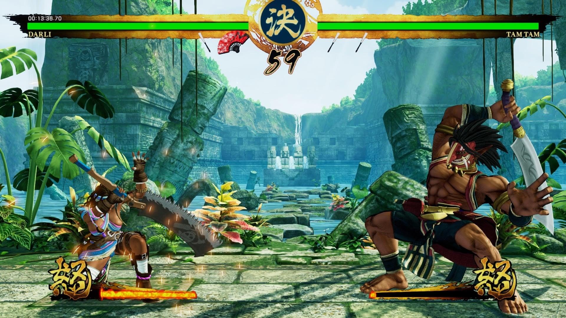 samurai shodown 1