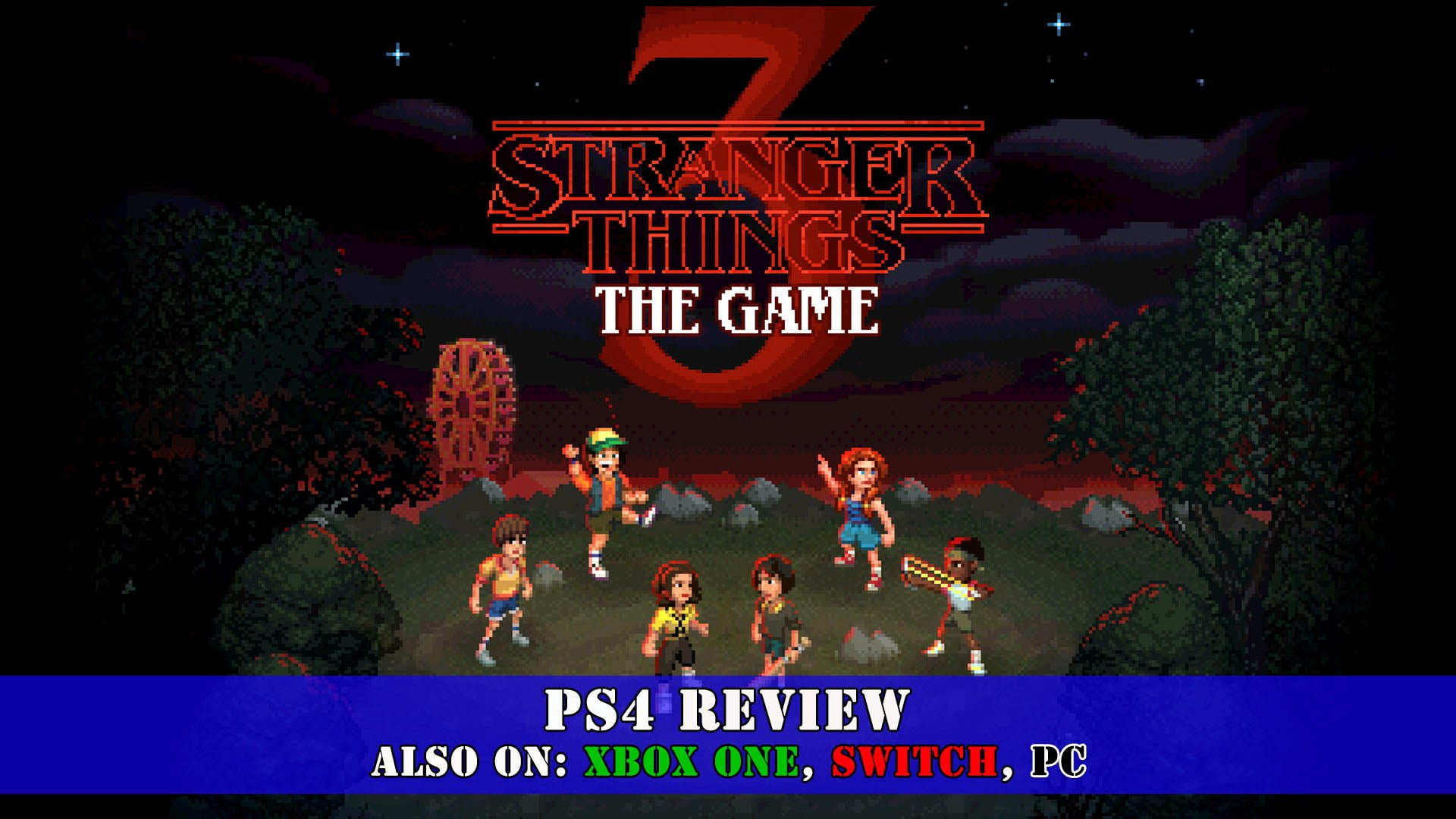Stranger Things 3: The Game (PS4) Review *Updated*
