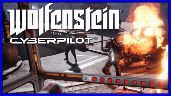 Wolfenstein: Cyberpilot (PSVR) Review