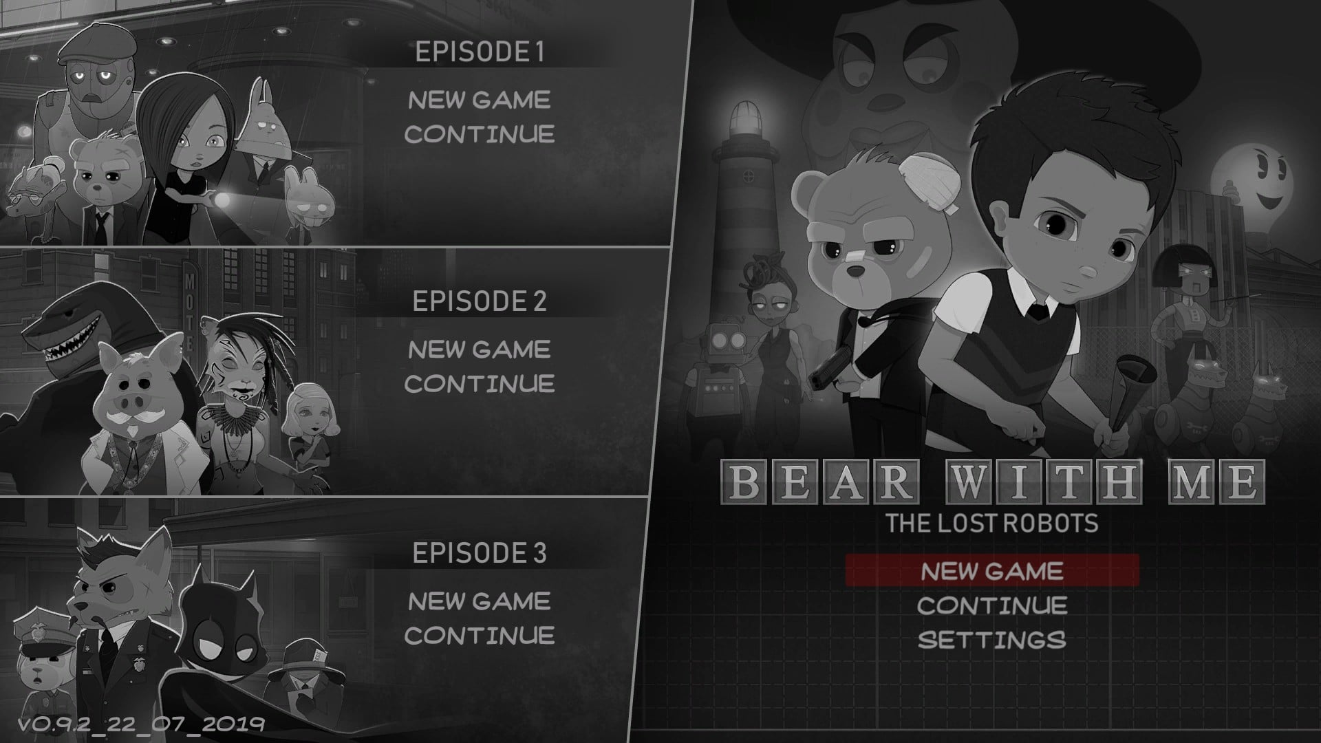 Bear With Me 1