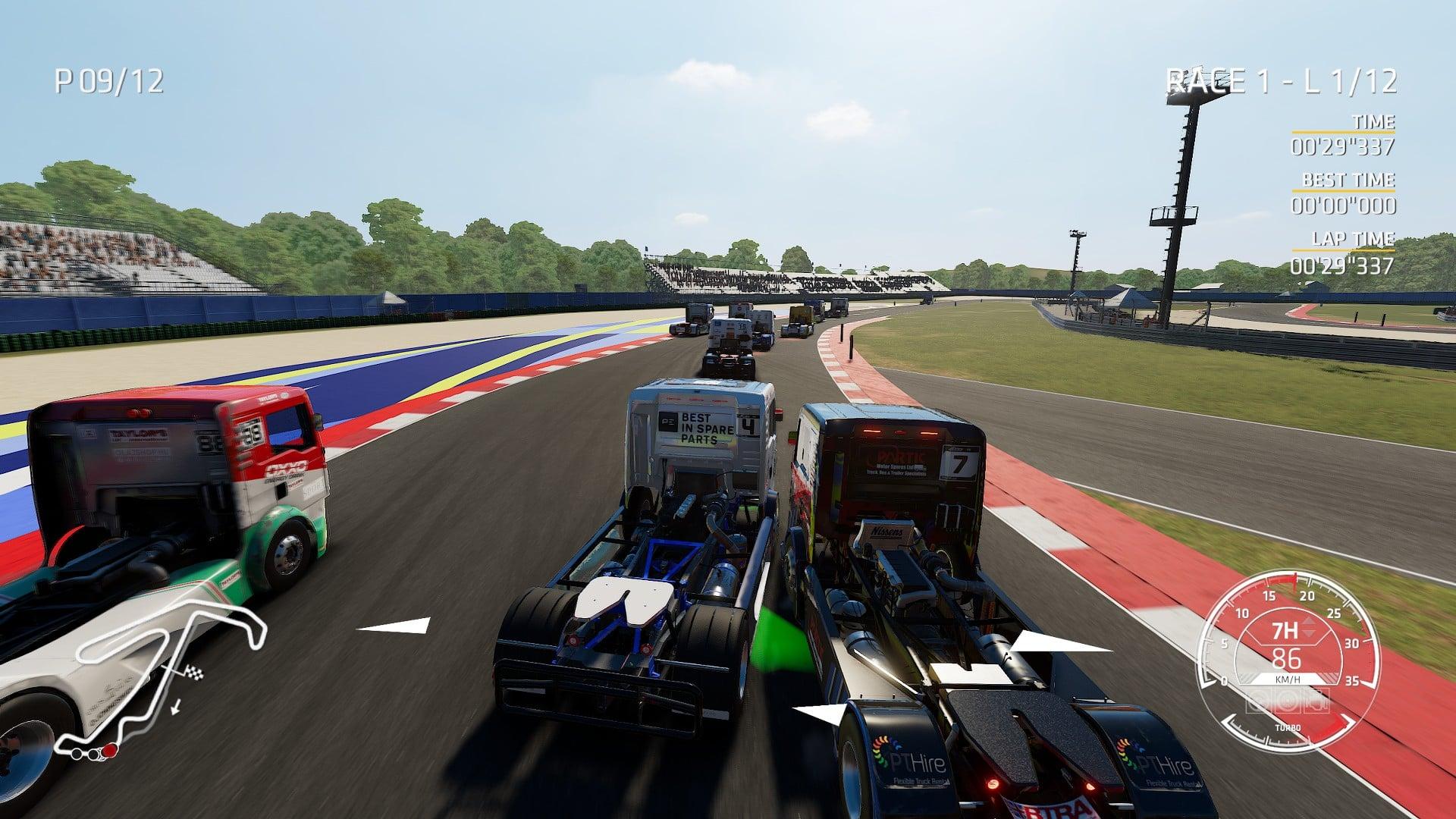 FIA European Truck Racing Championship 3