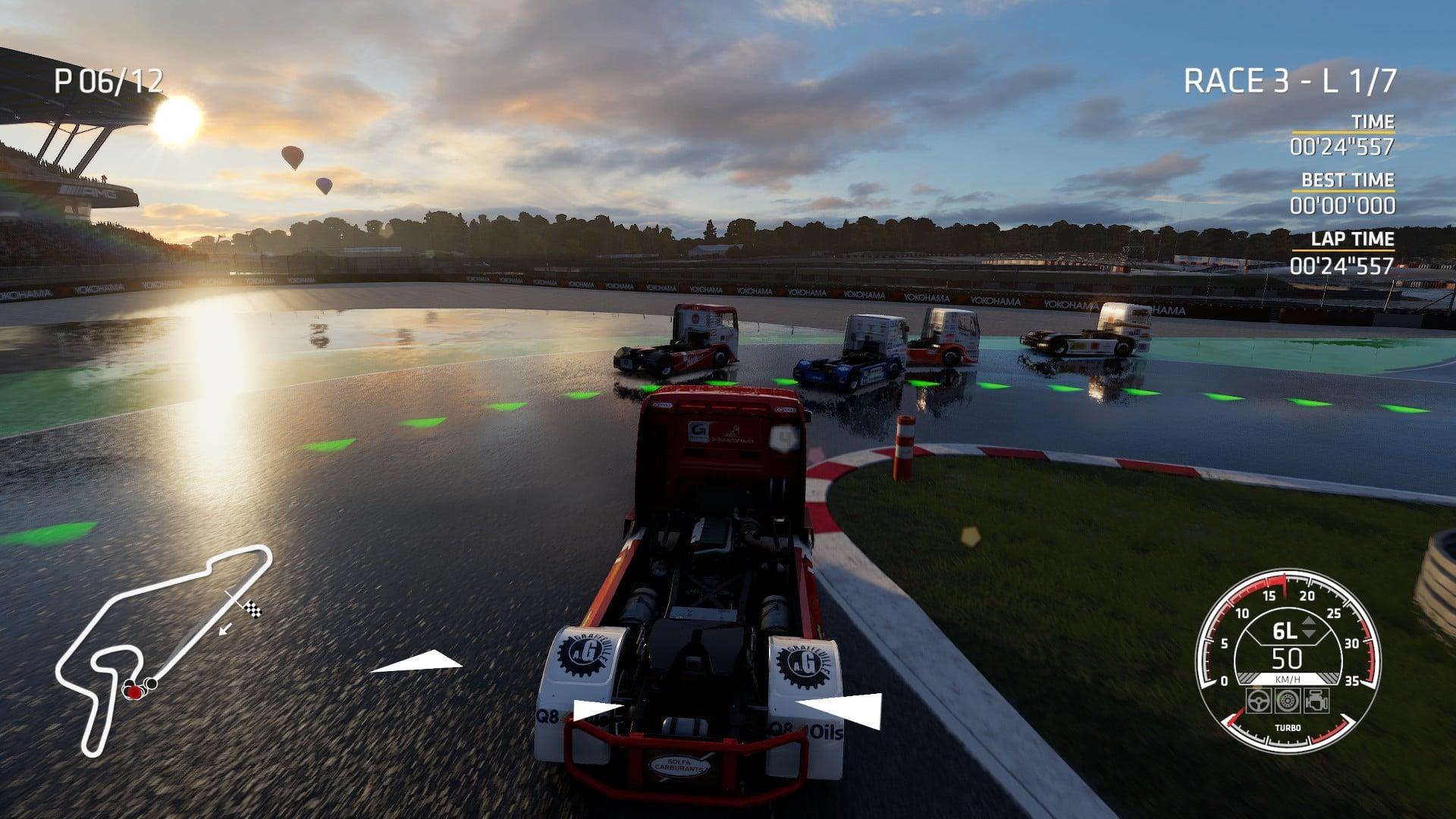 FIA European Truck Racing Championship 6
