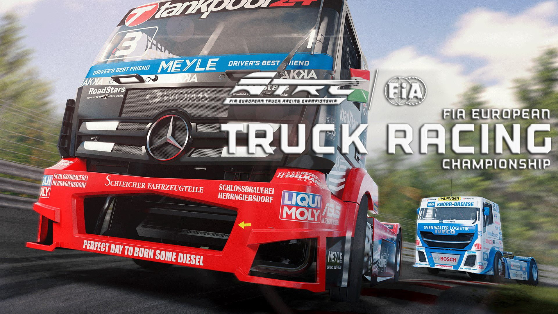 FIA European Truck Racing Championship (PS4) Review
