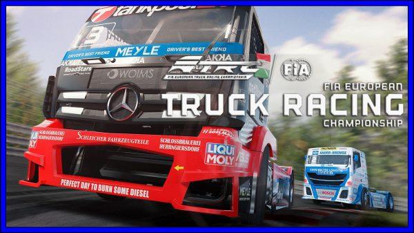 FIA European Truck Racing Championship (PS4) Review