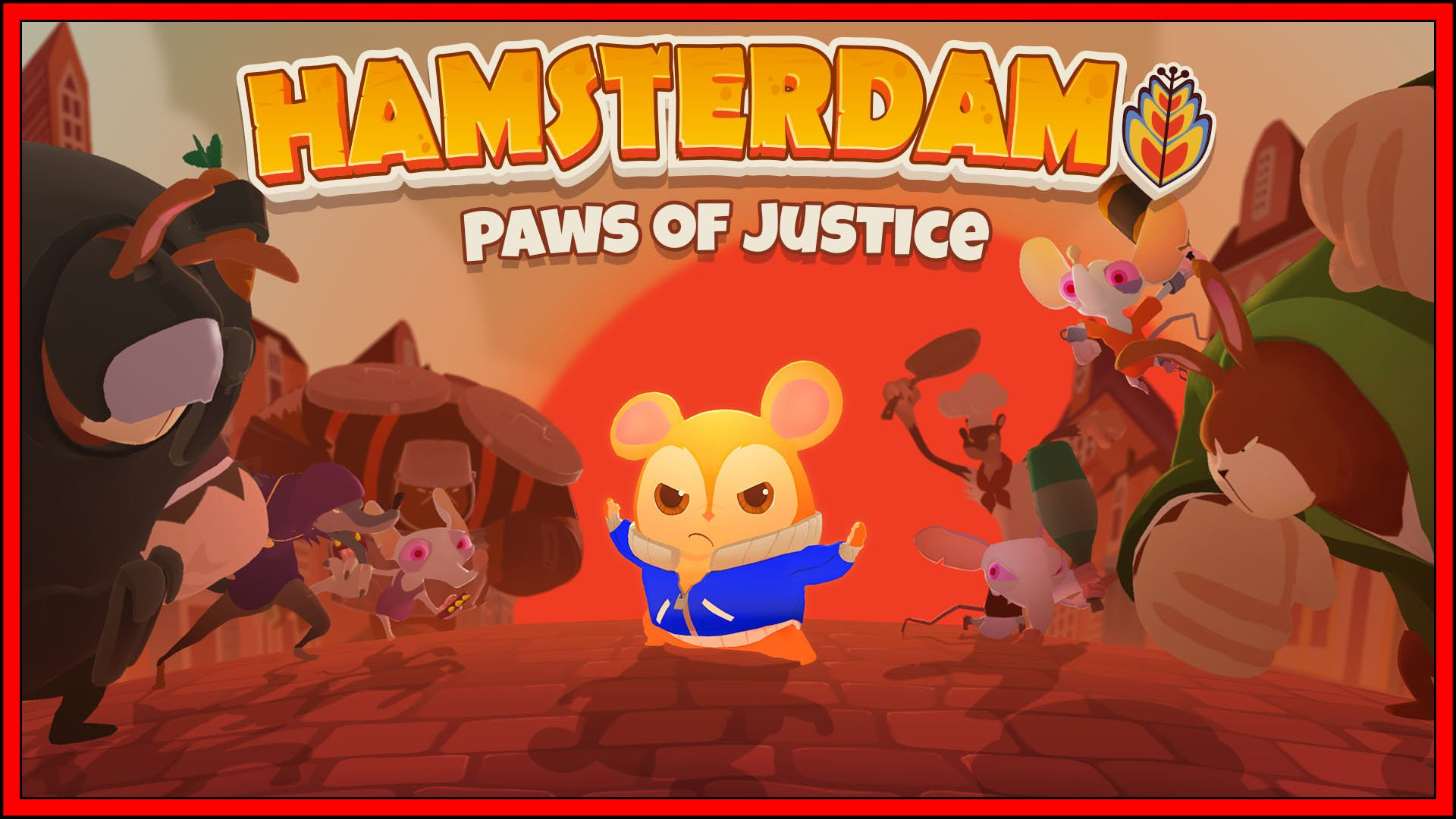 Hamsterdam: Paws of Justice (Switch) Review
