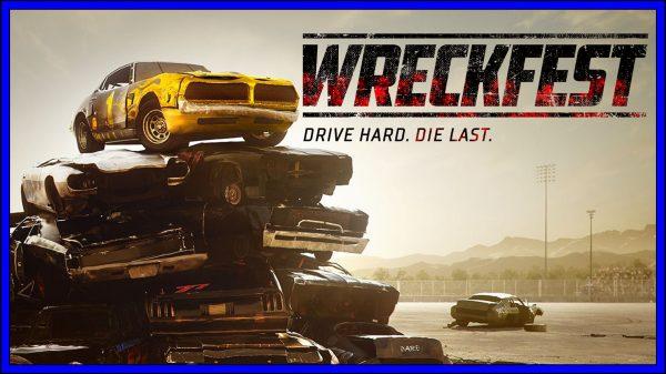 Wreckfest: Drive Hard. Die Last. (PS4) Review