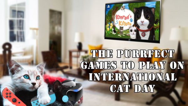 Purrfect games to play on International Cat Day!