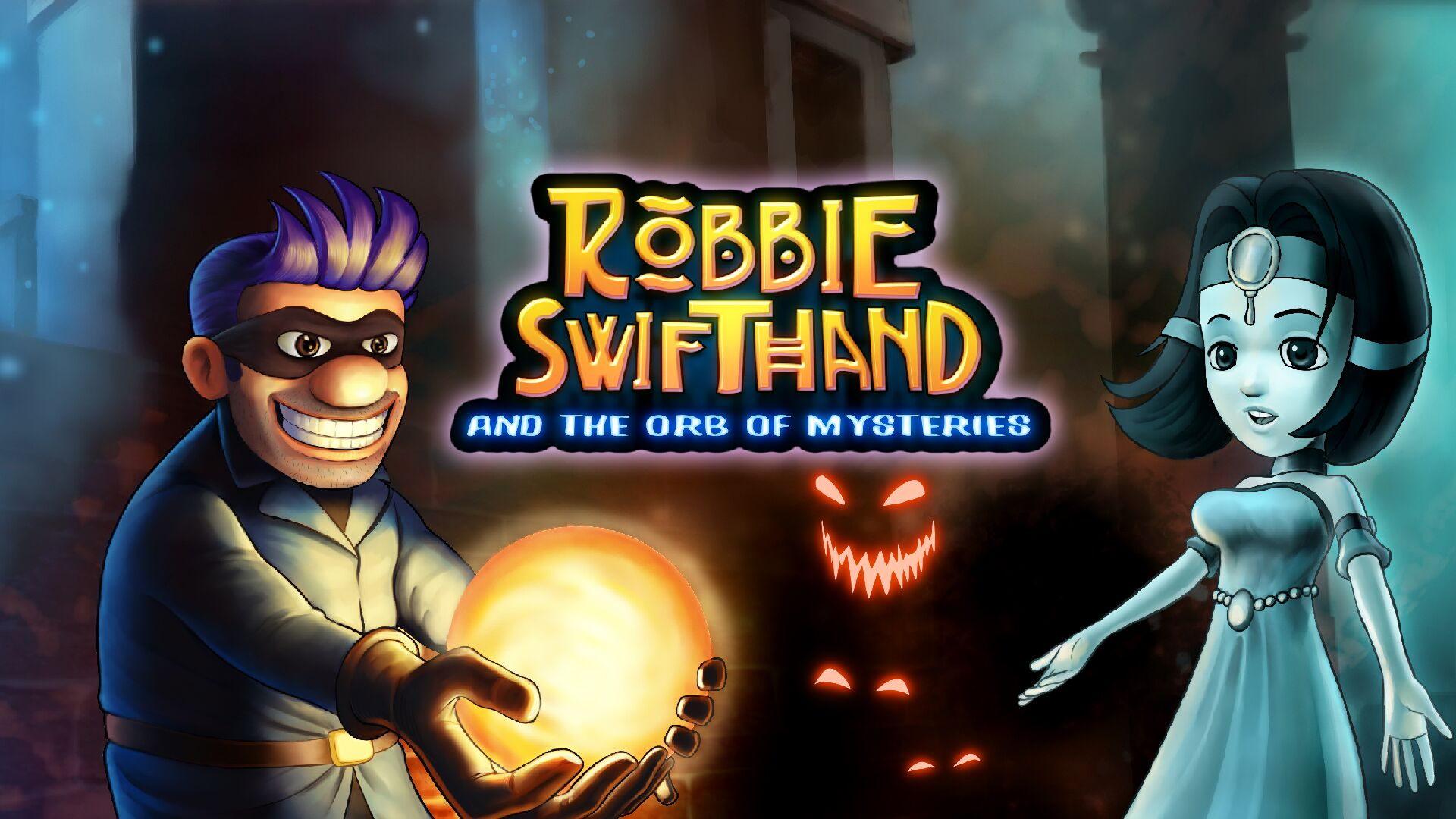 Robbie Swifthand and the Orb of Mysteries (Switch) Review