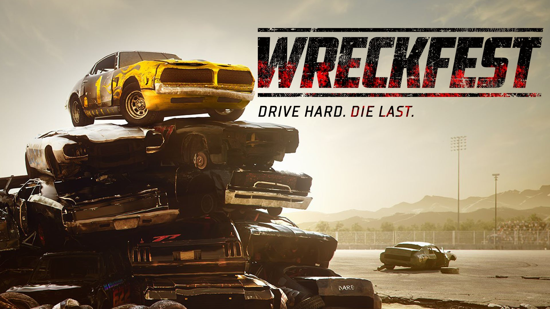 Wreckfest: Drive Hard. Die Last. (PS4) Review