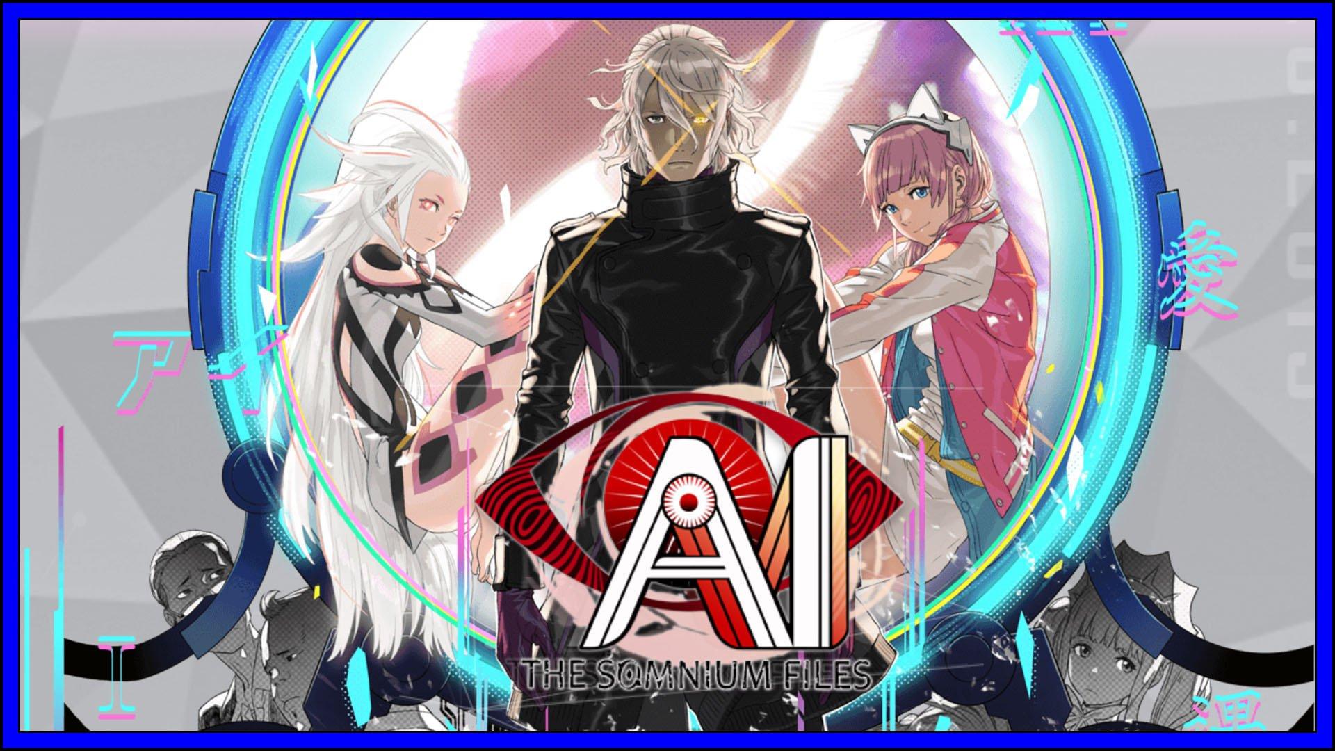 AI The Somnium Files Fi3