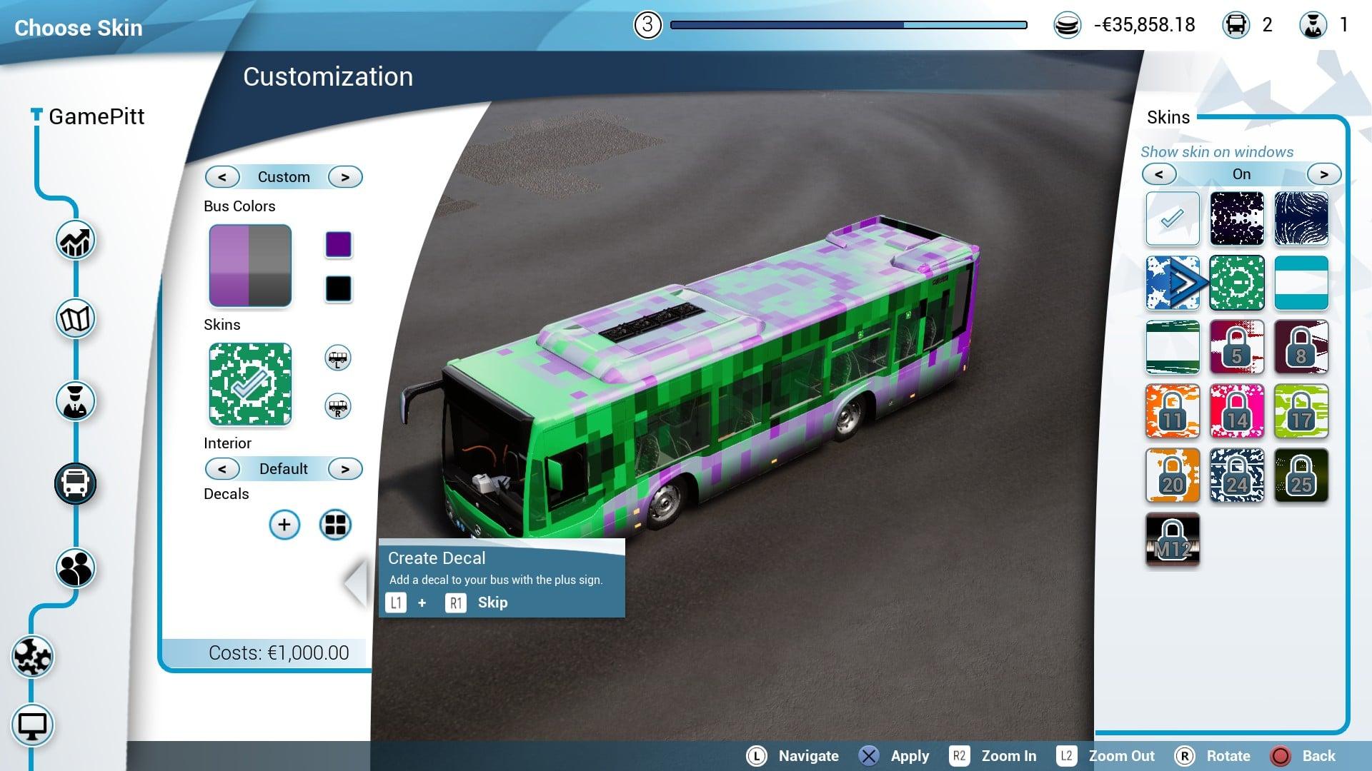 Bus Simulator 1
