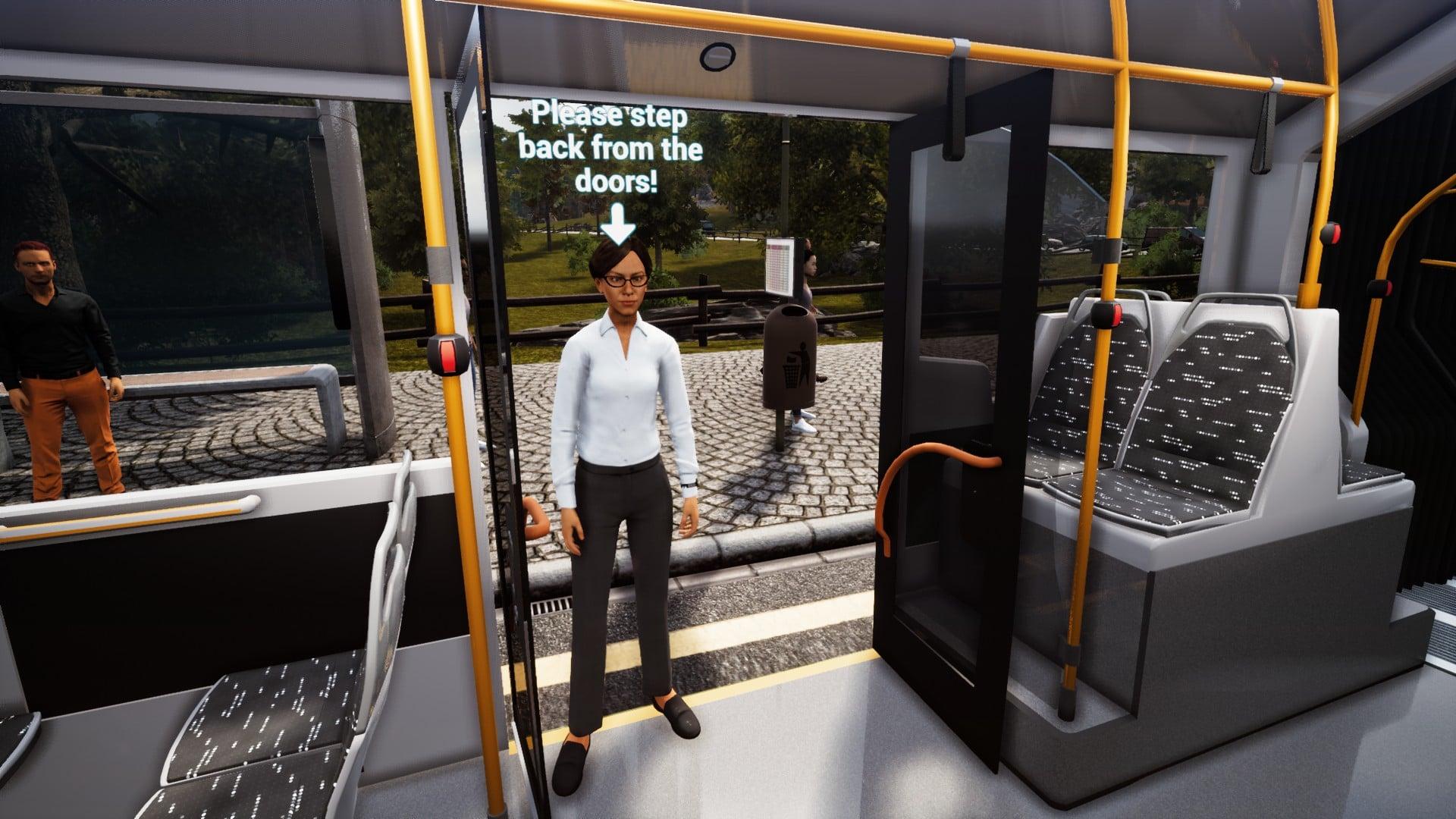 Bus Simulator 4
