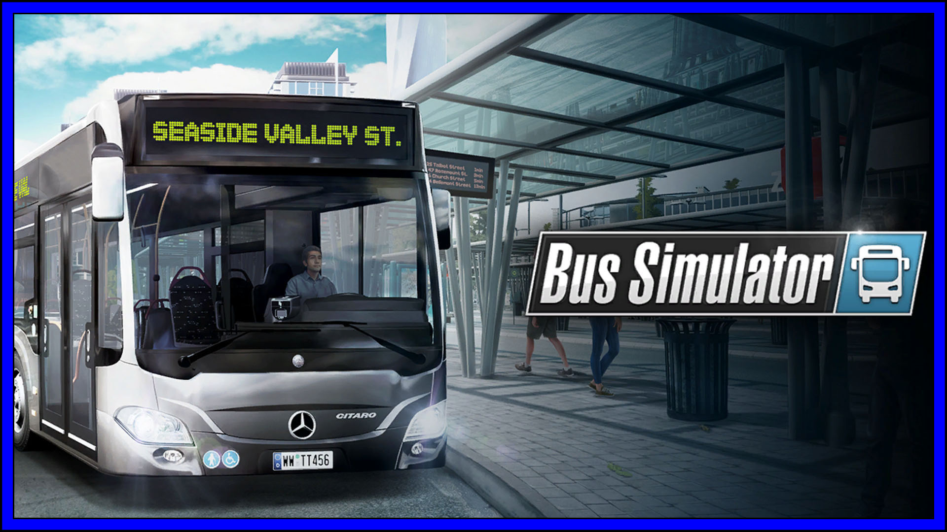 Bus Simulator Fi3