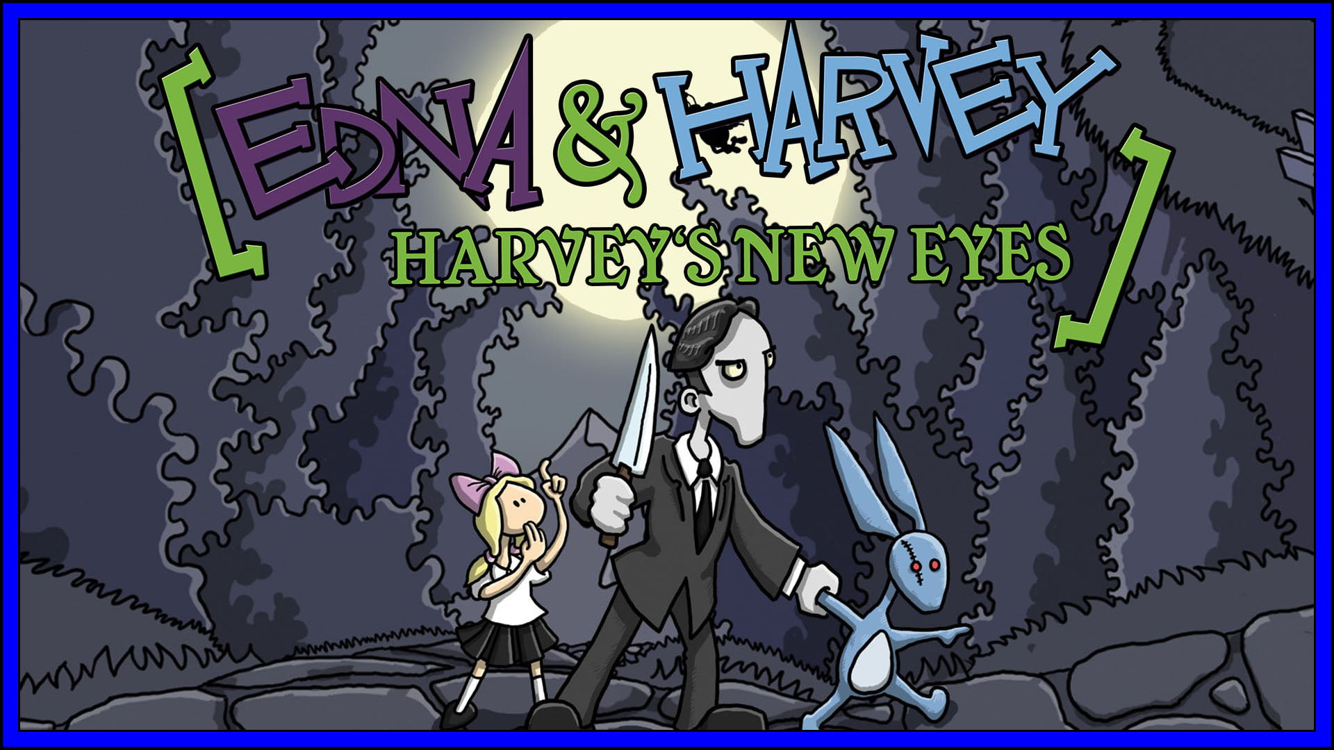 Edna And Harvey Harvey's New Eyes Fi3