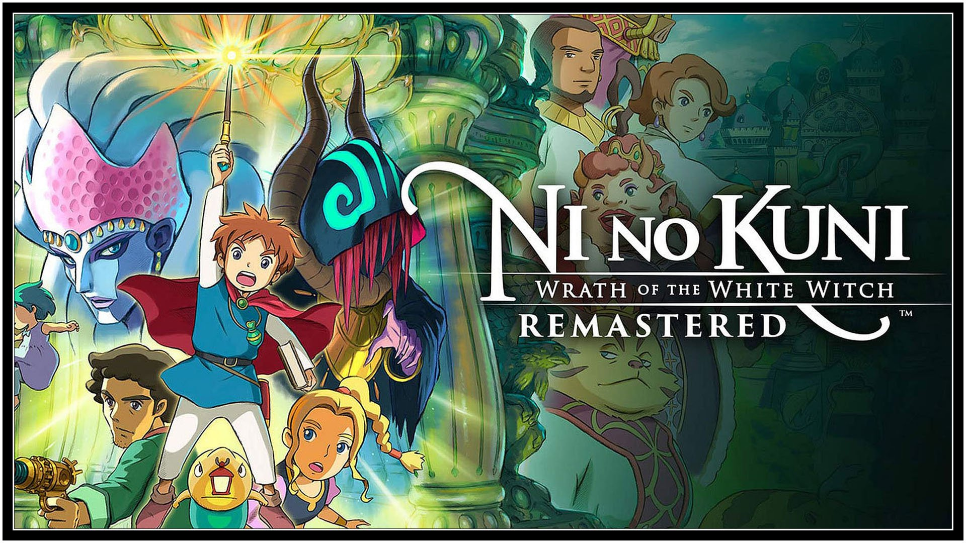 Ni No Kuni: Wrath of the White Witch Remastered (PC) Review