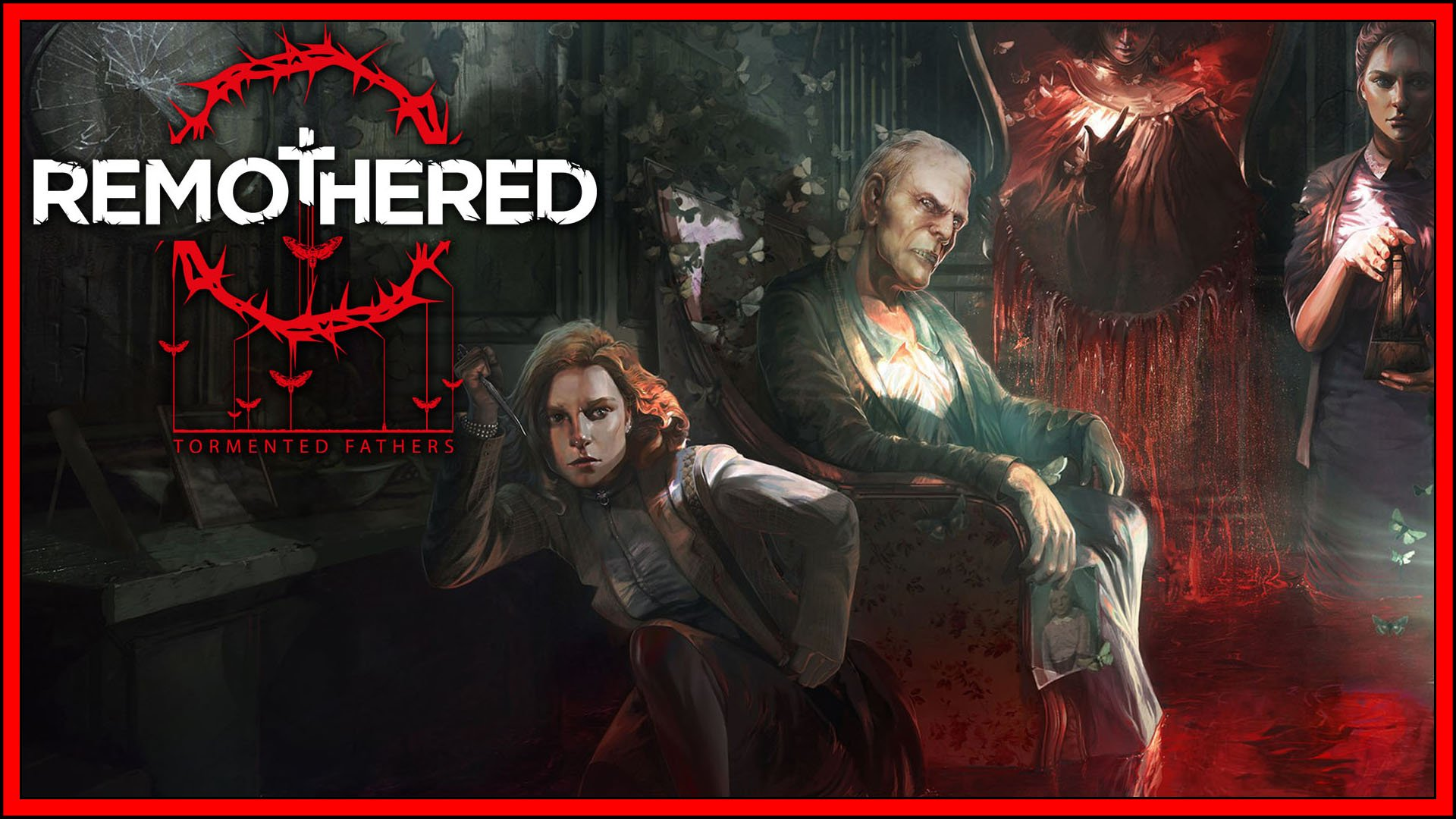 Remothered: Tormented Fathers (Switch) Review