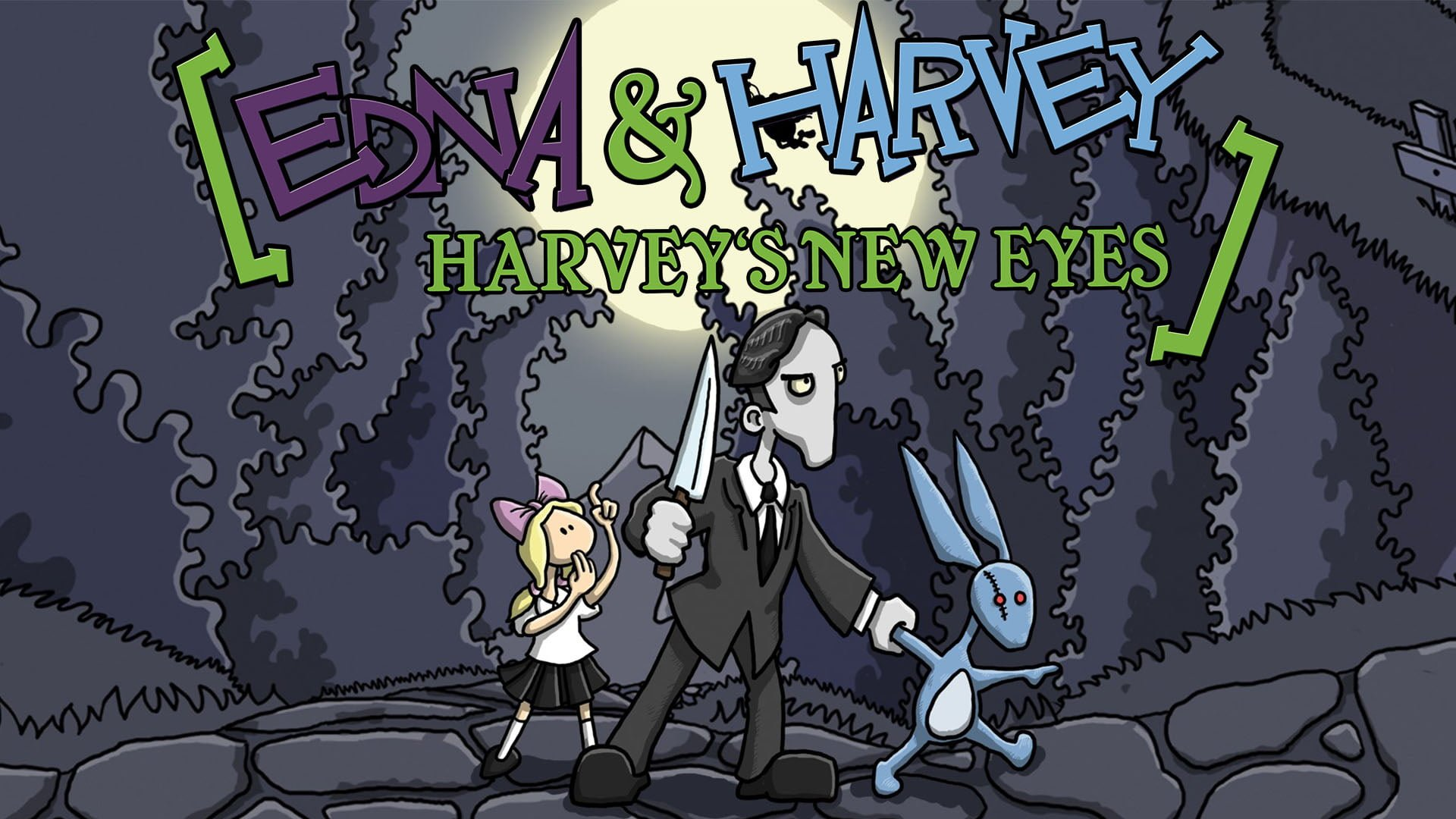 Edna & Harvey: Harvey's New Eyes (PS4) review