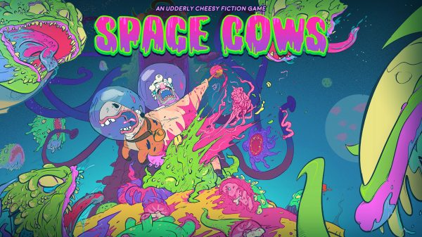 Space Cows (Nintendo Switch) Review